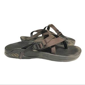 Chaco Women's Tegu Brown Sandals - Size 8